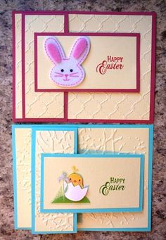My Easter cards