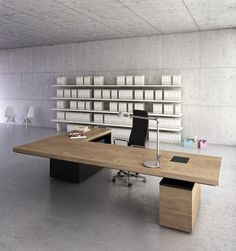 Office Furniture Executive Desk -