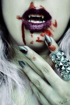 The vampire diaries nail art blog beauty nails and school nail art 50 beautiful the vampire diaries nail art ideas prinsesfo Choice Image