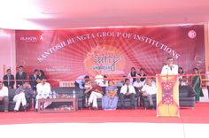 Day 1 - Inauguration Ceremony ( Kshitij - Unnayan 2013 )