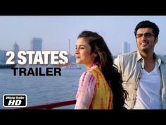 The much-awaited trailer of #AliaBhatt & #ArjunKapoor starrer #2States is out, Let's take a look.