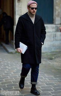 Street Style Gallery: Paris Fashion Week AW17 | FashionBeans