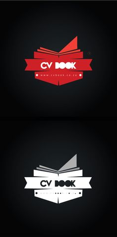 One of the logos I liked during the production of the CV Book logo, unfortunately it wasnt used. Book Logo, Brainstorm, Behance, Logos, Design, Design Comics, Logo, Legos