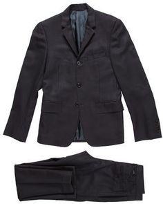 Thom Browne Notch-Lapel Two-Piece Suit