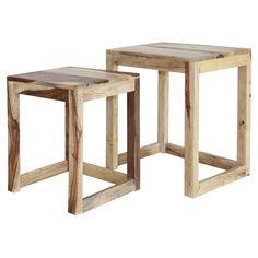 2-Piece Karli Nesting Tables Set