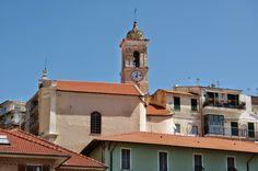 Ospedaletti (IM), Chiesa Parrocchiale di S. Giovanni Battista