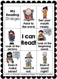 I can Read Emergent Center Activities, Readers, Mini Books, Strategy Posters, Cards and Printables - School Themed BUNDLE for Pre-K and Kindergarten students This pack is full of school themed activities for children who are using basic sentence structures when learning to read. http://www.teacherspayteachers.com/Product/I-can-Read-Emergent-Center-Activities-School-Themed-BUNDLE-1168811 Repinned by SOS Inc. Resources pinterest.com/sostherapy/.