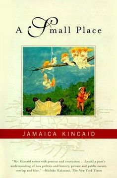 A classic look at the impact of colonialism.  Learn more at GoodReads: https://www.goodreads.com/book/show/69711.A_Small_Place