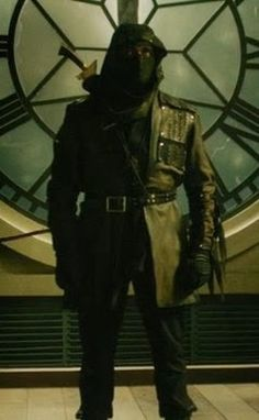 """League of Assassins are agents of Ra's al Ghul. Introduced in season two of CW's """"Arrow."""""""