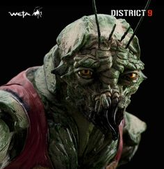 Weta's District 9