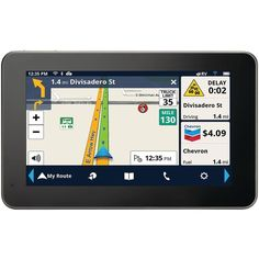 MAGELLAN RV9490SGLUC RoadMate(R) RV 9490T-LMB 7 GPS Device with Bluetooth(R) & Free Lifetime Maps & Traffic Updates