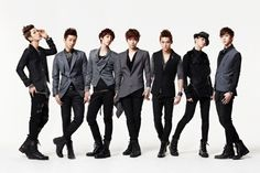 A-Jax is a South Korean boy band signed with DSP Media. Early in their career, the group was known as DSP Boyz but then was changed to A-Jax.