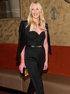 Star Tracks: Tuesday, September 23, 2014 | BEST FOOT FORWARD | Also at the UN Gala: Model Anne V, who's all dressed up for the event at Lincoln Center on Monday.