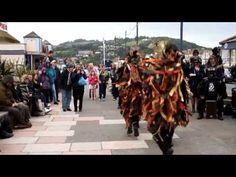 Wytchwood Morris at Teignmouth Folk Festival