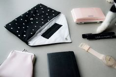 DIY : Jeanette la pochette enveloppe