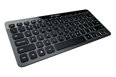 8fe00528dba Logitech Bluetooth Illuminated Keyboard K810 Bluetooth Keyboard, Computer  Keyboard, Logitech, Apple Ipad,