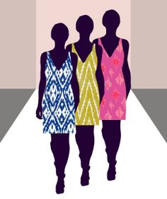 Runway To Racks: How Fashion Gets Knocked Off ...i wrote one of my college application essays on this very subject