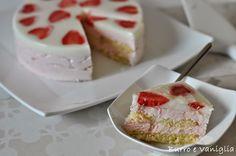 Burro e Vaniglia: Torta alle fragole