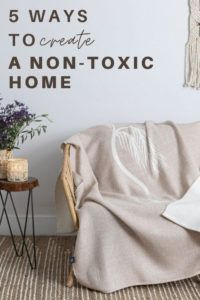 Find yourself concerned by the toxins in conventional products? Want to curate a healthy home for yourself and your loved ones but not sure where to start? You're not alone. The FDA only loosely regulates chemicals in home and personal care products; the onus of responsibility therefore falls on you and me to first educate ourselves and then adjust our spending habits accordingly. Inside: five ways to reduce toxin exposure and curate a healthy home, for good. Making Life Easier, Higher Design, Christian Parenting, Grow Your Own Food, Slow Living, Natural Cleaning Products, Sustainable Living, Natural Living, Planet Earth