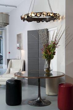 OCHRE London showroom in the Clerkenwell design district.