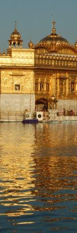 Harmandir Sahib (Golden Temple)|Amritsar, India