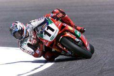 Ruben Xaus. Ducati.