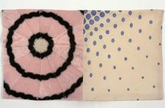 Louise Bourgeois is most famous for her hulking spider sculptures, but she was a talented textiles artist, too.