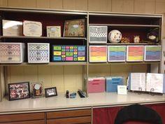 FACS Classroom Ideas: Organization