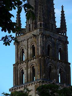 Abbatiale de Saint-Savin-sur-Gartempe. Vienne. Poitou-Charentes