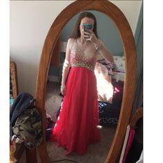 Charming Prom Dress,Long Chiffon Prom Dresses,Prom Dress