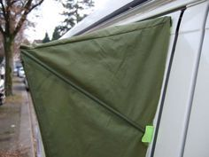 Rain canopy for camper - Magnet applications - supermagnete. Auto Camping, Camping In Pa, Minivan Camping, Camping Gadgets, Camping Stove, Camping Gear, Outdoor Camping, Camping Hacks, Outdoor Gear