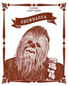 Movember - Chewie
