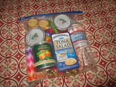 Homeless Care Packs - $5 per package... can really bless someone! I love this!