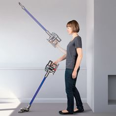 Can't wait to buy this.  It's on sale this month at my favorite store... Costco: Dyson DC44 Animal Plus Dyson Digital Slim™