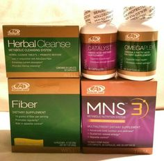 Detox and Cleansers: Advocare 24 Day Challenge Main Products Only - Herbal Cleanse Mns Catalyst Omega BUY IT NOW ONLY: $120.99