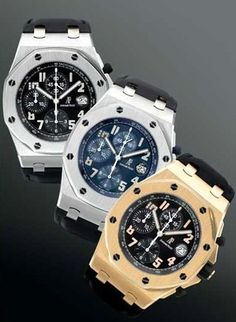 The Royal Oak Offshore is the highest expression of a luxury and watchmaking icon: the Royal Oak by Audemars Audemars Piguet