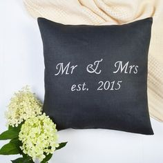 personalised cushion - Google Search