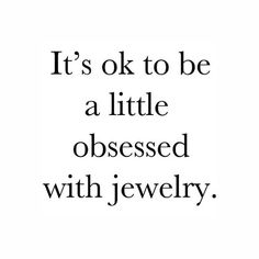 Obsessed with jewelry #ohsohip