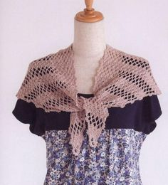 #ClippedOnIssuu da Crochet Shawl and Stole rete