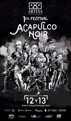 Acapulco Noir (2016)