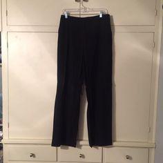 Ann Taylor loft pinstripe trousers Sz 12 LOFT Pants Trousers