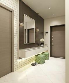 Interior design tips Home Interior Design, Bedroom Design, House Design, Bathroom Interior, Foyer Design, New Homes, Interior Design Bedroom, Door Design, House Interior