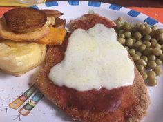 Milanesa, Eggs, Breakfast, Html, Twitter, Tomato Sauce, Parsley, Cooking Recipes, Garlic