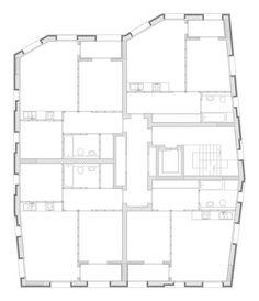 Sergison Bates Architects — Urban housing