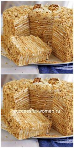 French Dessert Recipes, Cinnamon Cake, Food Tags, Chewy Chocolate Chip Cookies, Breakfast Cake, Russian Recipes, Cake Cookies, Yummy Cakes, Sweet Recipes