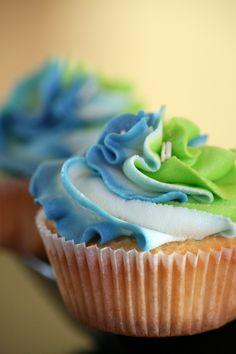 Cupcake swirl #cupcake