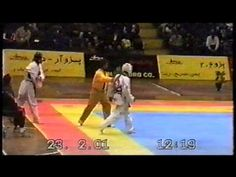 WTF Taekwondo Veteran International tournament of Iran 2000 Best Knockouts