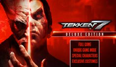Tekken 7 Update for PC released with fixes, full Patch Note – July Cell Phone Game, Phone Games, Tekken 7 Pc, Game Gta V, Tekken Tag Tournament 2, Xbox, Playstation 2, Game Mode, Shopping