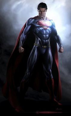 Man of Steel concept art. Costume designer Michael Wilkinson. Illustrator Warren Manser. Conversation with Michael Wilkinson: Superman - Costuming an Icon at LACMA - Tyranny of Style