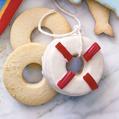 Lifesaver Cookies, can't wait to take these to a club party